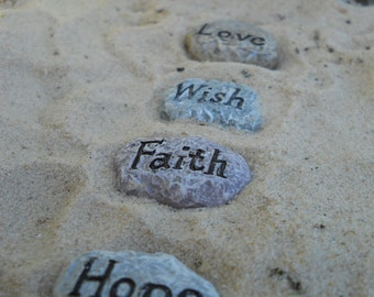 Fairy Sayings Stepping Stones
