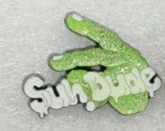 Suh Dude - Getter Hat Pin