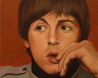 Prints of Paul McCartney