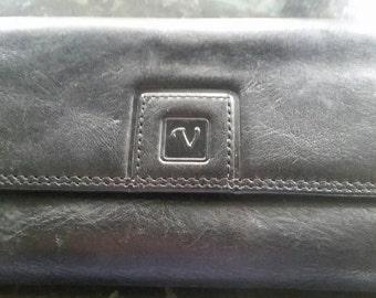 Vintage Valentini italian leather purse