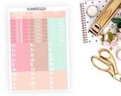 Planner Girl Headers & Labels