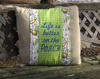 Cute & Clever Decorative Pillow Wraps