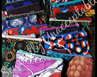 ORDERS ARE OPEN! Upcycled Coin Purses Made from Your Favorite Leggings!