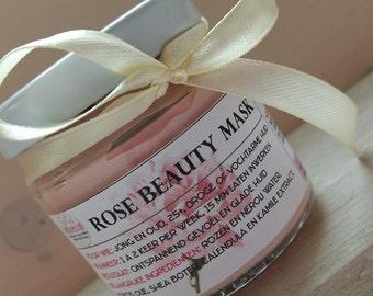 Rose beauty mask 100 ml