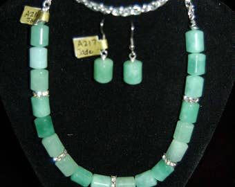 Burma Jade Necklace