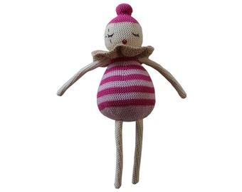Crochet doll SARA