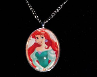 Disney's Little Mermaid Ariel Pendant