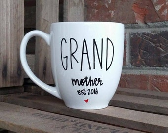 Grand Mother Mug | Coffee Mug | Tea Mug