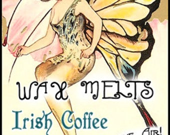Irish Coffee -Wax Melts / Tarts - Love Potion Magickal Perfumerie