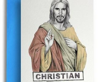 Christian Bale Card