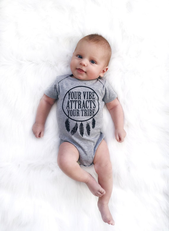 The Tribe esie baby clothing Kids clothes baby by