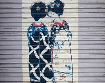 Japan Photography, Street Art Kyoto, Gallery Wall Art, Michael Evans, Japanese Style, Travel Photography, Beautiful Japan