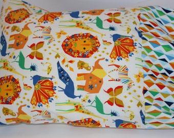 Travel Size Pillowcase/Toddler Pillowcase
