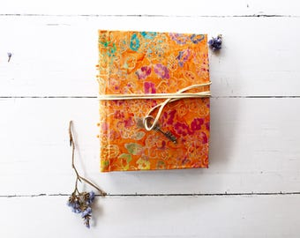 Writing Journal, Gifts for Writers, Journals for Women, Gifts for Her Under 50, Bullet Journal, Cute Notebook, Boho Journal, Unique Journal