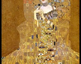 Gustau Klimt, Gustau Klimt Print, Art Nouveau Print, Vintage Style, Klimt, Art Nouveau Poster, Home Decor, Fine Art Print, Gustau Klimt Art