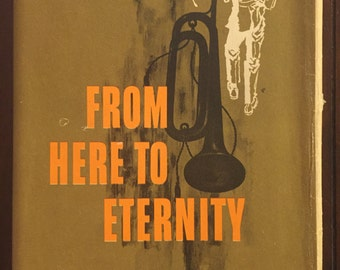 From Here to Eternity, James Jones, vintage book