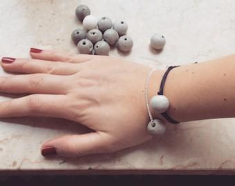 Concrete Bracelet Etsy