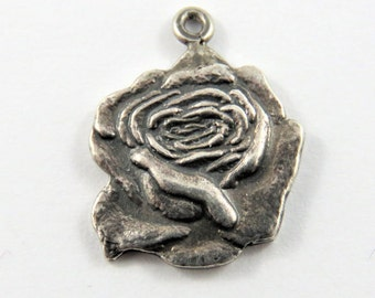 The Butchart Gardens Victoria British Columbia Canada Sterling Silver Charm.