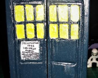 TARDIS inspired jewelry box