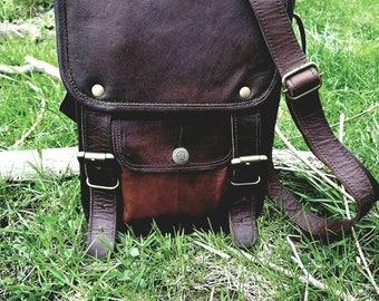 Women's Leather Bag. CLEARANCE SALE! Leather Tote. Vintage Purse. Leather Purse. Ladies Bags. Purse Sale. Bag Sale.