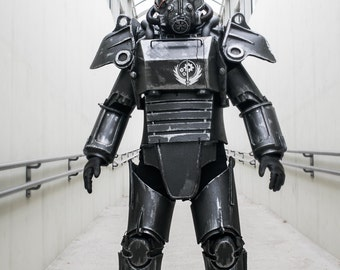 Fallout Style T45D Power Armor Costume