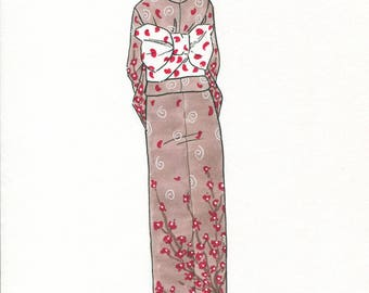 Figure A5 - Yukata girl 03