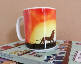 SALE Lion King Mug 20% OFF
