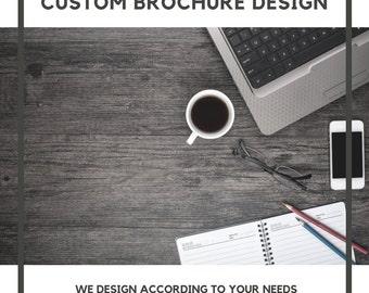 Custom Brochure Design   Graphic Design   Brochure   Brochure Design   Brochure Template   Trifold Brochure   Business brochure