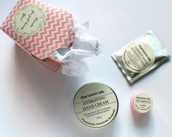 Ladies Pamper Pack | Women's Gift Pack | thanks for just being you xmas Gift for mom | Thank you gift pack