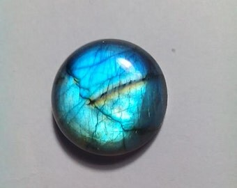 Labradorite Round Shape Cabochon 20 MM