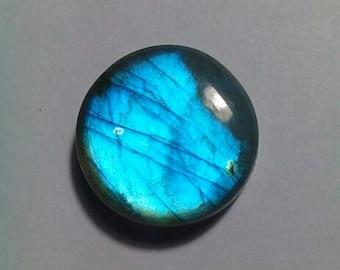 Labradorite Round Shape Cabochon 21 MM