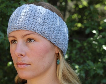 Winter Headband: Australian alpaca and wool