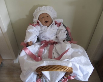 Christening robes for children