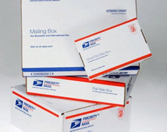 UPGRADE SHIPPING to USPS 2-3 day Priority Mail.