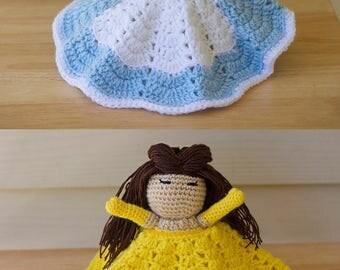 Custom Crocheted Loveys