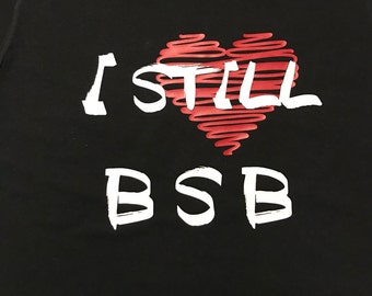 Boy Band Fan Shirt, BSB, Band