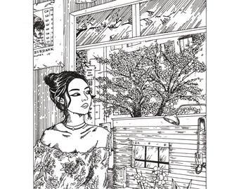 Longing (Print)