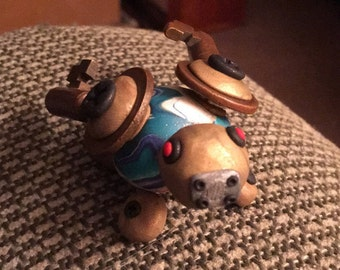 Steampunk Robot Turtle