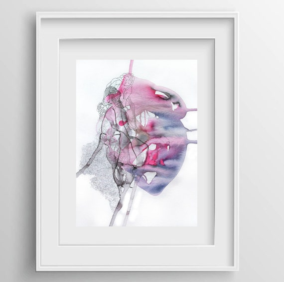 Large Heart Wall Decor : Anatomy heart print extra large wall art prints by agakoch