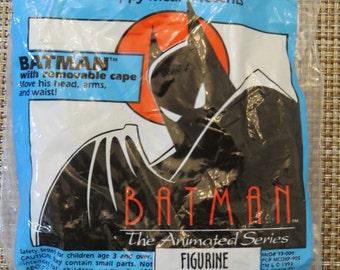 Vintage Mcdonalds Batman Toy Sealed