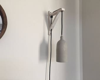 WALL LIGHT PEPPER CONCRETE