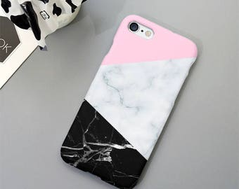 Geometric Marble iPhone 7 Case iPhone 7 Plus Case iPhone 6 Case iPhone 6s Case iPhone 8 8 Plus SE Case Samsung Galaxy S6 S7 s8 case iphone x