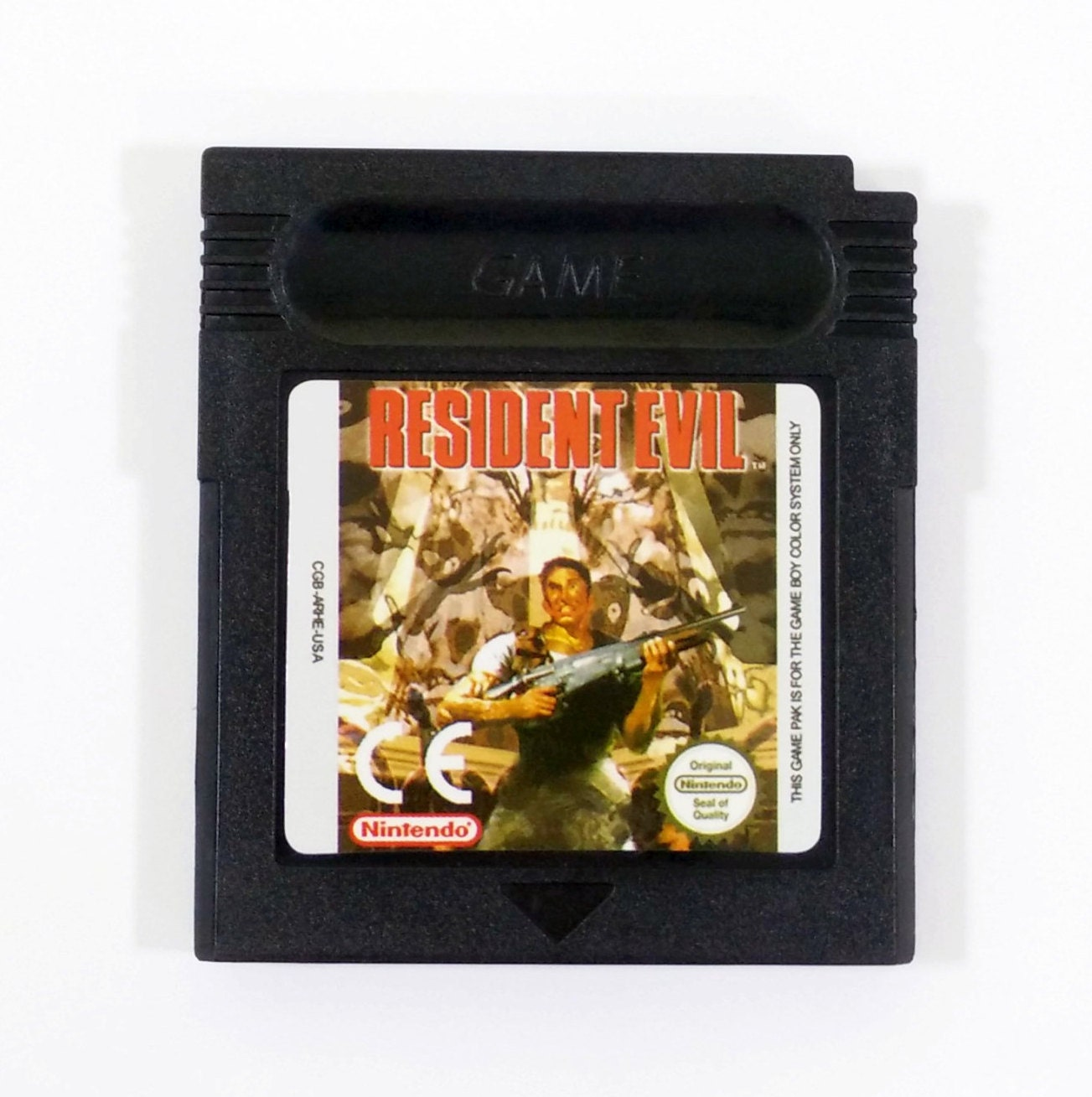 Gameboy color roms for free - Resident Evil Game Boy Color Cartridge Unreleased Nintendo Customized Gameboy Cart Gbc Free Shipping
