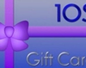 10 USD Gift Card