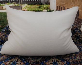 Organic Buckwheat hull orthopedic pillow - Standard size