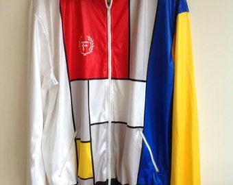 Jacket vintage cyclist
