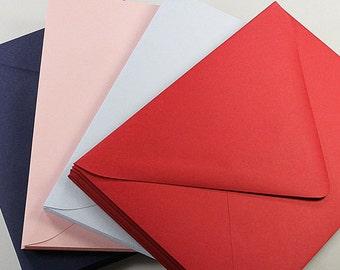 25 - A7.5 Matte Euro Flap Envelope - 5 1/2 x 7 1/2
