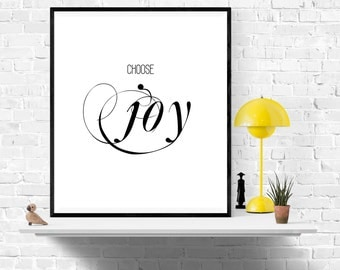 Affiche citation etsy fr for Art minimaliste citation