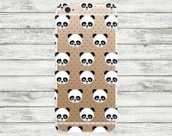 iPhone 6 case panda iPhone 7 / 7 Plus Case, iPhone 6s / 6 Plus Case, iPhone 5s / 5 / SE Case, Hard plastic or rubber iPhone case.