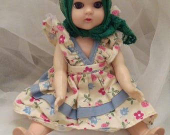 Small  Baby Doll From The 50's